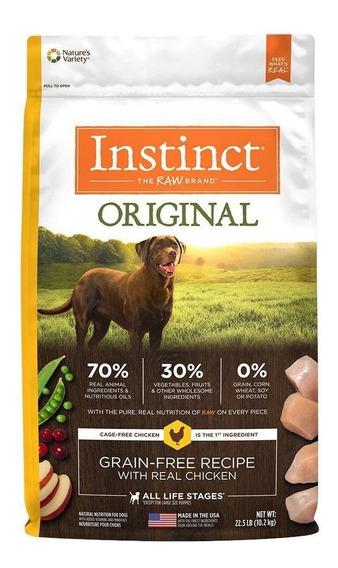 Croquetas Instinct Pollo Para Perros