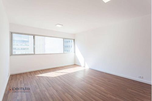Ótimo Apartamento Com 3 Dormitórios À Venda, 113 M² - Pinheiros - São Paulo/sp - Ap1958