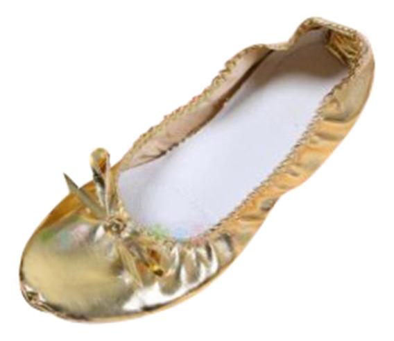 Zapatillas De Baile Clásico De Suela Dividida Para Mujer