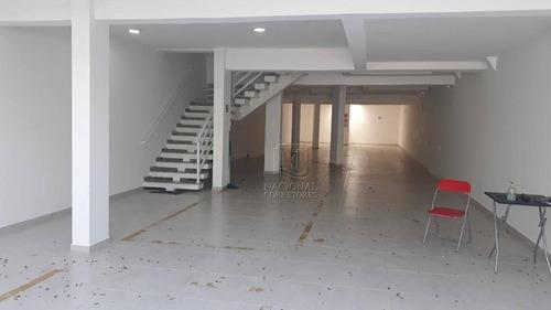 Cobertura À Venda, 96 M² Por R$ 350.000,00 - Vila Alzira - Santo André/sp - Co3929
