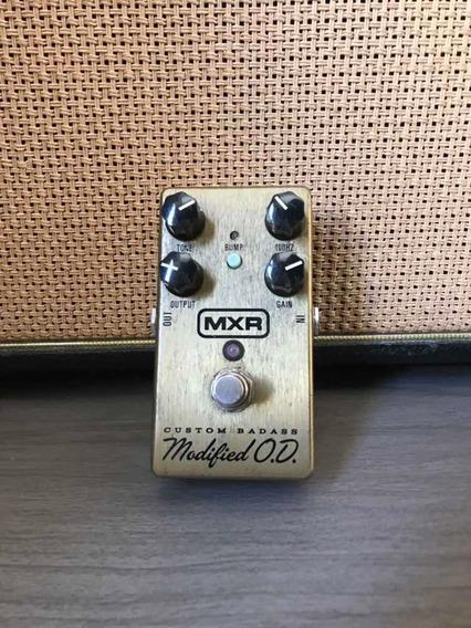 Pedal Mxr Custom Badass Modified O.d. Overdrive