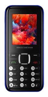 Kanji Fon Dual SIM 32 MB Azul 32 MB RAM