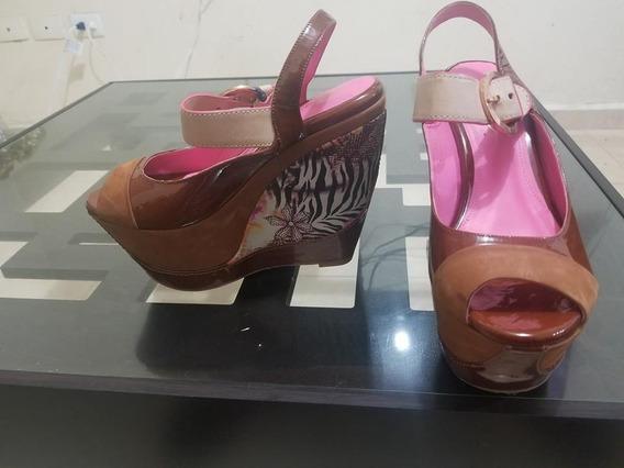 Zapatos Dione Talla 4 1/2 Para Mujer
