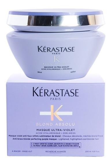 Kerastase Blond Absolu Mascara Ultra Violeta Matizador X200