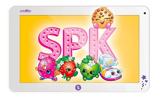 Tablet Shopkins Level-up 9p 8 Gb