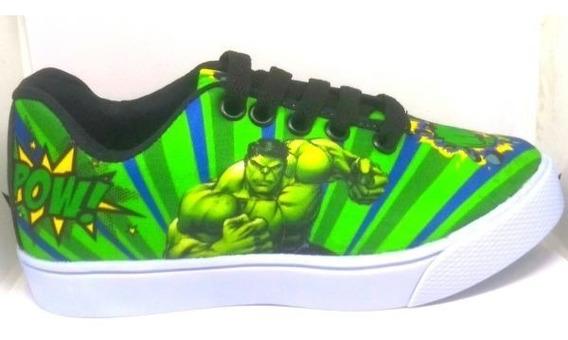 Liquida Tênis Hulk Tam 25 Ao 34