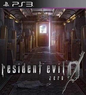 Resident Evil Zero Ps3 Digit