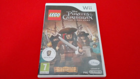 Lego Pirates Of The Caribbean Nintendo Wii Europeu
