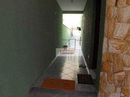 Sobrado Residencial À Venda, Jordanópolis, São Bernardo Do Campo. - So1155