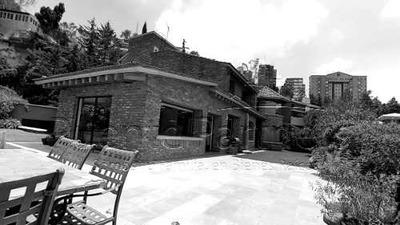 Casa En Venta En Lomas Hipodromo. Privada, Jardin, Seguridad