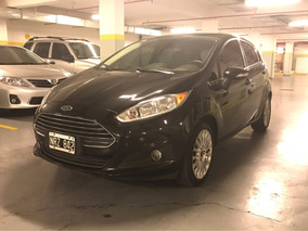 Ford Fiesta Kinetic Powershift 2014