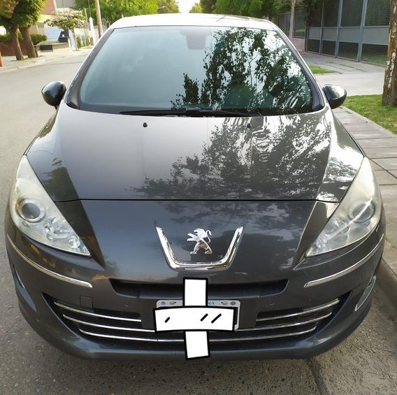 Peugeot 408 2.0 Feline 143cv 2011