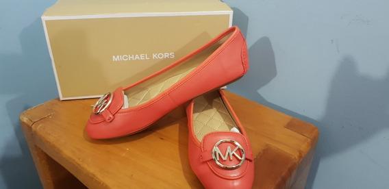 Flats Michael Kors Coral