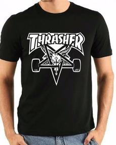 Camiseta Thrasher Camisa Skate Board
