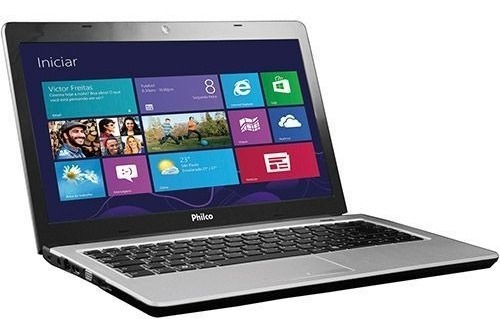 Notebook Philco Amd C-60 Apu 4gb - Hd 320gb Bateria Bad