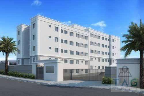 Apartamento Para Venda Tem 48 Metros Quadrados Com 2 Quartos Em Jardim Nova Europa - Campinas - Sp - Ap0889