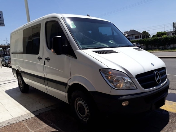 Mercedes Benz Sprinter 415 Cdi-mixto 4+1 2014