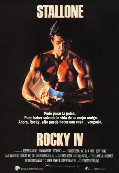 Ver Rocky 4 Subtitulada En Vimeo Y Mercado Pago.