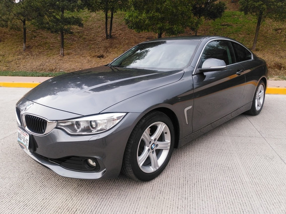 Bmw Serie 4 420ia Coupe Executive Aut. 2.0 2017