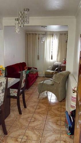 Imagem 1 de 11 de Apartamento À Venda, 57 M² Por R$ 215.000,00 - Artur Alvim - São Paulo/sp - Ap2956
