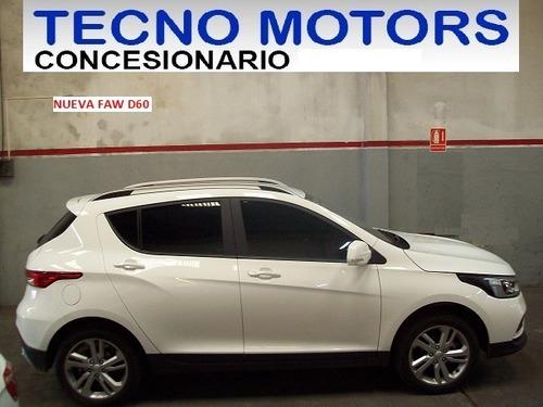 Faw D60 Suv, Tecno Motors Concesionario Y Servicio