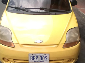 Carro O Vehiculo Spark Año 2007 Negociable