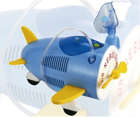 Nebulizador Air - Plane