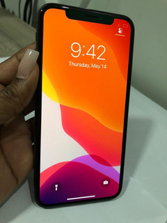 iPhone X 256gb Gray Vitrine 12x S/juros