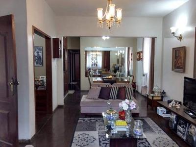 Casa Com 3 Quartos Para Comprar No Sagrada Família Em Belo Horizonte/mg - 4107