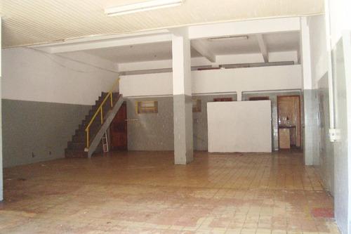 Salão Para Alugar, 112 M² Por R$ 850,00/mês - Campos Elíseos - Ribeirão Preto/sp - Sl0164
