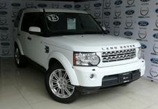 Land Rover Lr4 Hse 7 Pasajeros