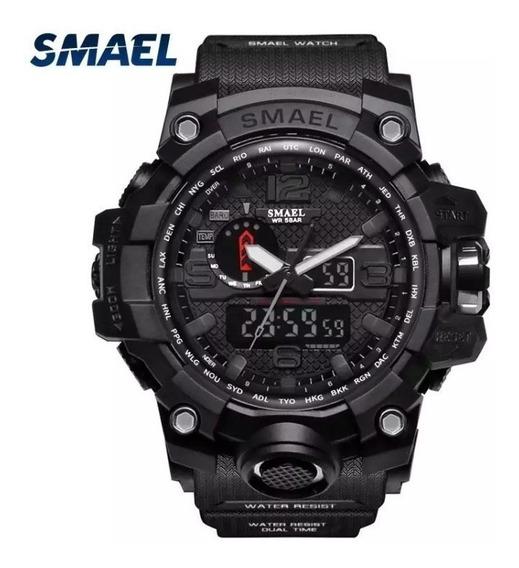 Relógio Smael Tático Militar Original - Pronta Entrega 24h