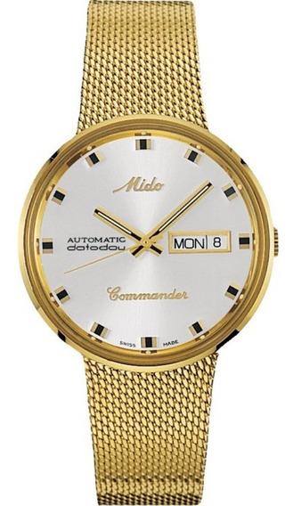 Reloj Mido Commander Caballero M8429.3.21.13