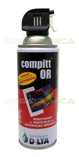 Aire Comprimido Delta C/gatillo X 440cc Limpieza Removedor