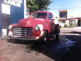 Pickup Gmc Modelo 50