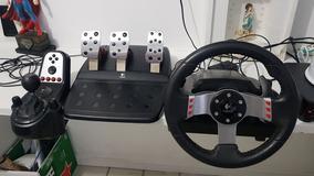 Volante Joystick Logitech G27 Com Potenciômetro Reserva