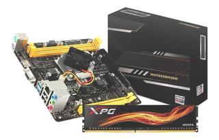 Kit Actualizacion Gamer Amd Fx 8800 Core 8gb Radeon R7