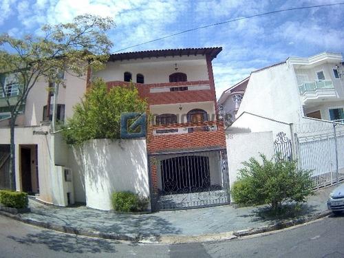 Venda Sobrado Sao Bernardo Do Campo Nova Petropolis Ref: 358 - 1033-1-35839