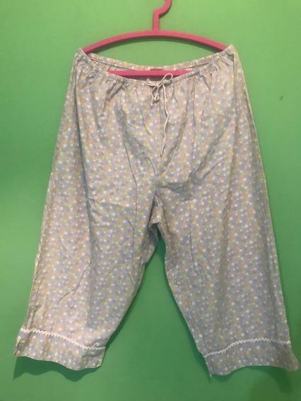 Pijama Pantalon Para Dama Talla Xl