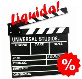 Claquete De Cinema Para Filmagens E Decoração