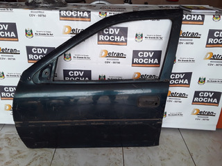 Porta Dianteira Esquerda Gm Corsa 2 Portas 2002