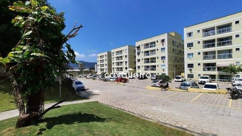 Imagem 1 de 28 de Apartamento Em Cond. Com Lazer,  2 Quartos À Venda, 55 M² Por R$ 180.000 - Caxito - Maricá/rj - Ap0317