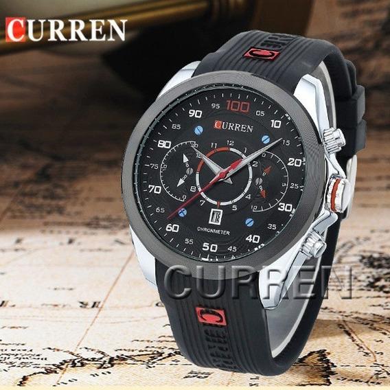Relógio Masculino Curren Esporte 8166