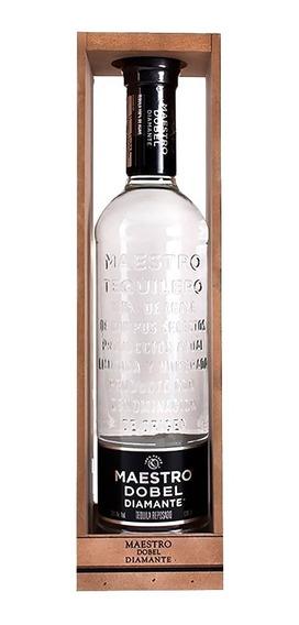 Tequila Maestro Tequilero Dobel Diamante 750 Ml Reposado