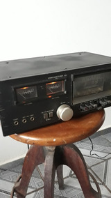 Tape Deck S-96 Gradiente Stereo Cassete