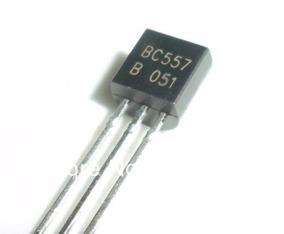 Bc557 Transistor Original Lote 50 Peças Envio Imediato