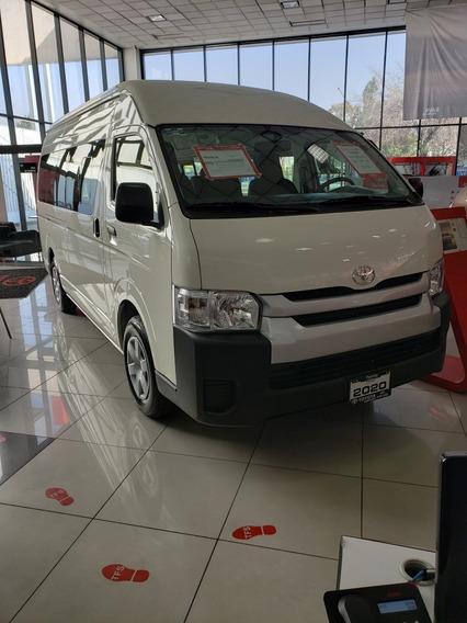 Toyota Hiace 2020 2.7 Ventanas Superlarga Mt