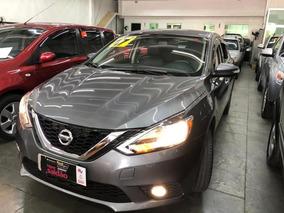 Nissan Sentra Sv 2.0 16v Cvt 2017 - Unico Dono