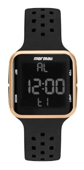 Relógio Mormaii Wave Unissex Mo6600/8j Esportivo Silicone