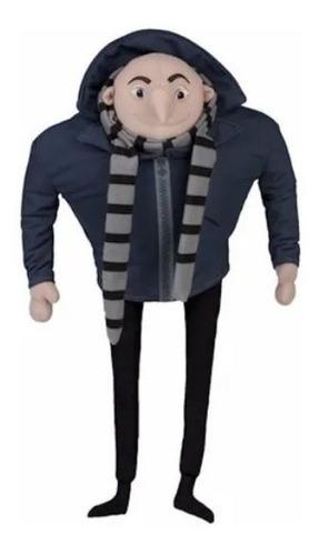 Meu Malvado Favorito Pelúcia Gru Da Universal Studios 40cms